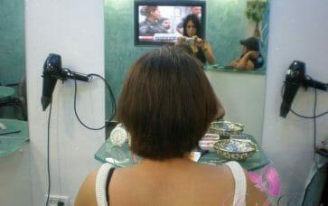 תמונת אחרי עיבוי שיער
