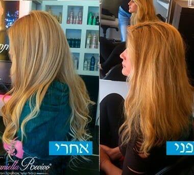 פתרונות לשיער דליל בקרב נשים