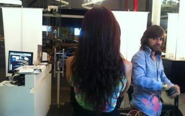 הארכת שיער אחרי
